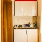 Beispiel Miniküche Doppelzimmer 7